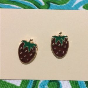 Jewelry - Linda Strawberry Earrings 🍓